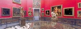 sala di museo