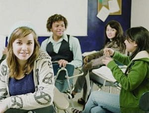 Giovani liceali