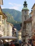 Vista d Bolzano