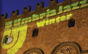 Umbria Jazz proiettato sotto i torrioni di un castello