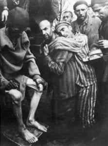 Persone a Auschwitz