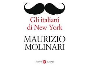 Copertina del libro Gli italiani di New York di Maurizio Molinari