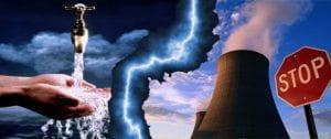 Manifesto per il referendum sull'acqua e le centrali nucleari
