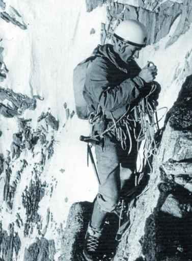 Walter Bonatti, leggenda dell'alpinismo