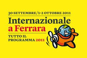 Logo del Festival di Internazionale a Ferrara