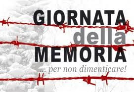 Manifesto della Giornata della Memoria