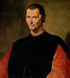 Ritratto di Macchiavelli