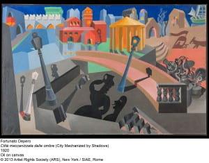 Arte moderna italiana a New York