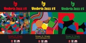 Poster di Umbria Jazza 2015