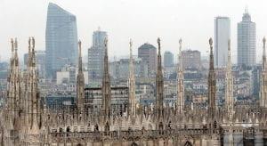Panorama di Milano