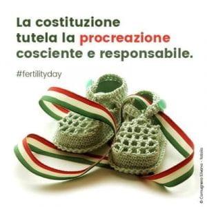 """Fertility day, un padre scrive alla Lorenzin: """"Presi a sberle dalla vostra miopia"""""""