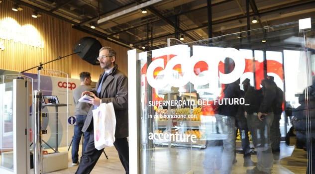 Coop, dopo Expo apre a Milano il 'Supermercato del Futuro'