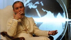 Jude Low nel film The young Pope.