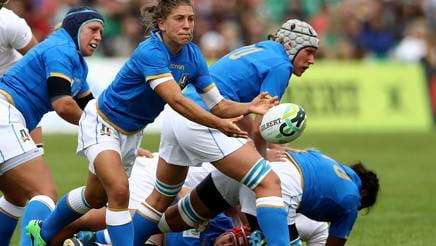 Rugby donne, Mondiale: Italia-Giappone 22-0