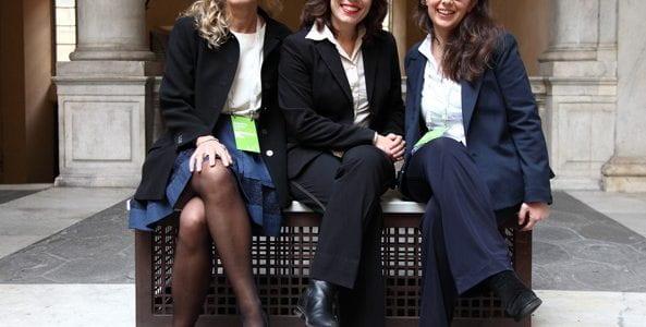 Carmen, Maria Rosa e Angiolina