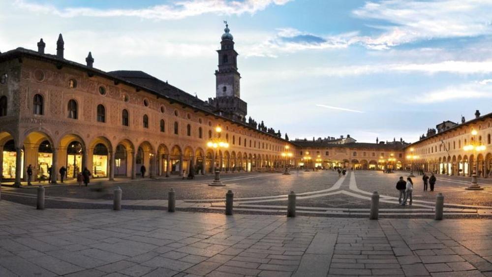 Un giorno a Vigevano