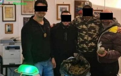 La banda dei criminali in divisa