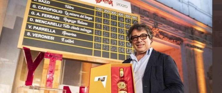 """""""Il colibrì"""" di Sandro Veronesi vince il Premio Strega 2020"""