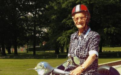 """Luisa, 109 anni: """"Ho superato la spagnola, questo virus non mi fa paura"""""""