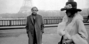 Marlon Brando e Maria Schneider