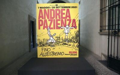 Andrea Pazienza torna a Bologna