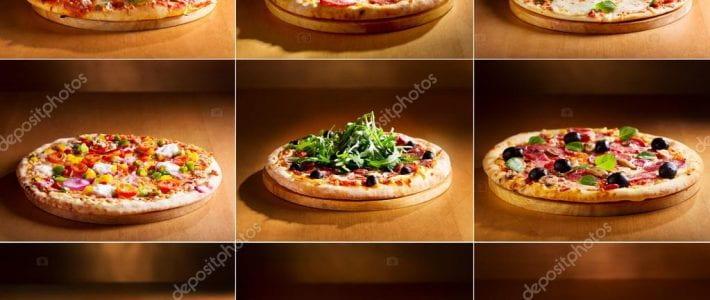 Atlante della pizza in Italia