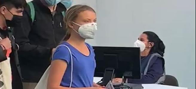 Greta Thunberg oggi a Milano per Youth4Climate