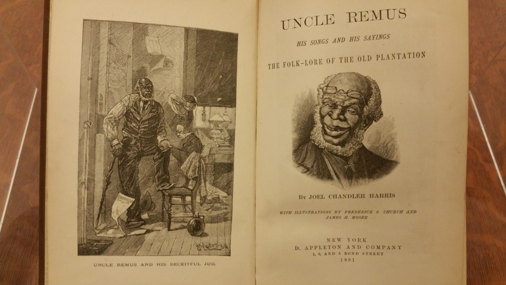 Uncle Remus Title