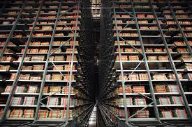 PICTURE 3 Stacks of Books