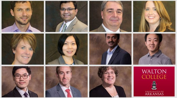 Walton College Welcomes 11 New Faculty
