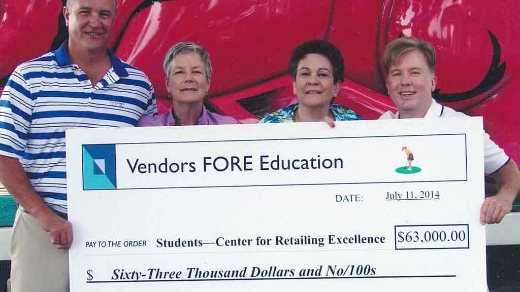 Vendors FORE Education Golf Tournament Raises $63,000 for Scholarships