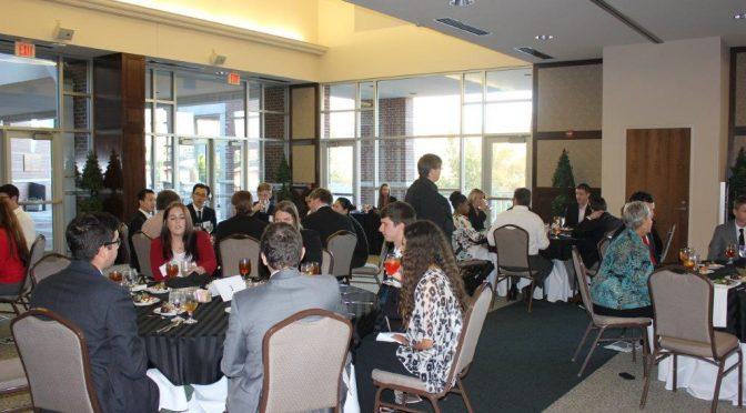 Walton Students Learn Social, Dining Etiquette