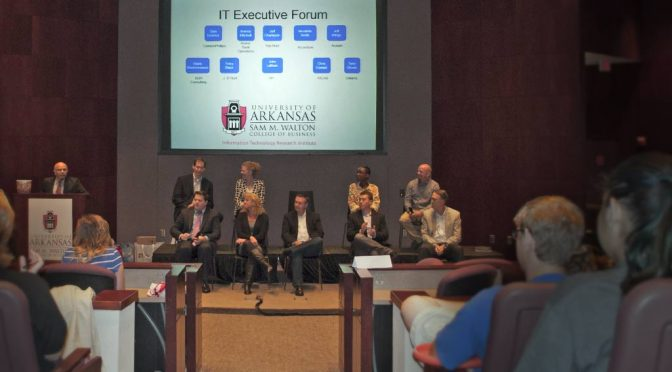 Mixing Business with Technology: The IT Executive Forum