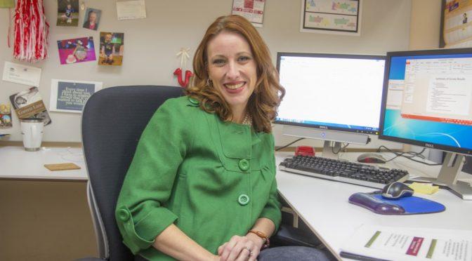 In The Spotlight: Kristin Breen