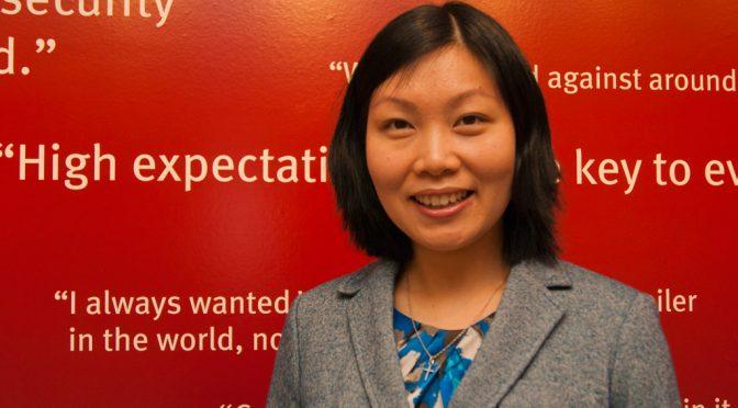 EPIC Spotlight: Claire Yan