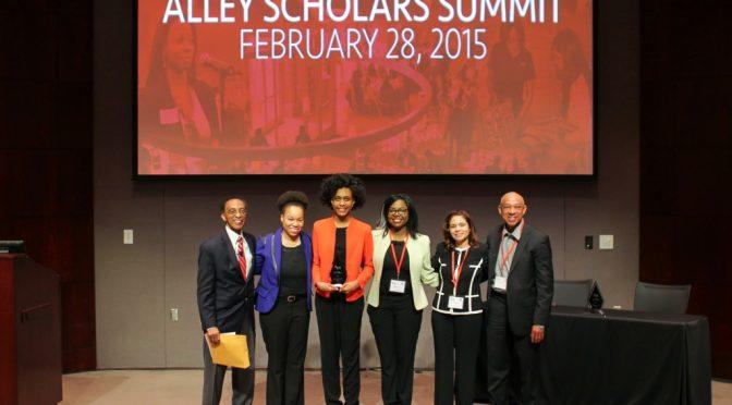 Walton Gallery: Alley Scholars Summit 2015