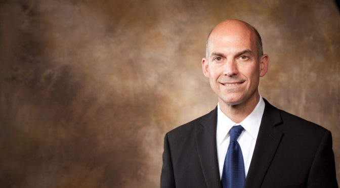 Matt Waller Named Interim Dean