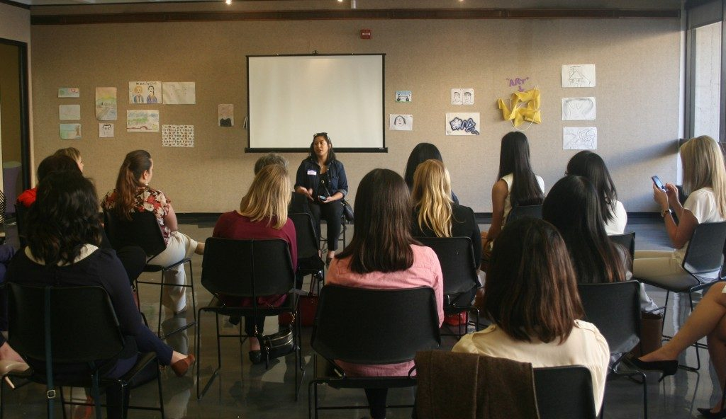 Society of Emerging Global Businesswomen Hosts Kickoff Event