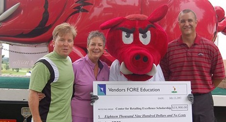Vendors FORE Education Golf Tournament Set July 10