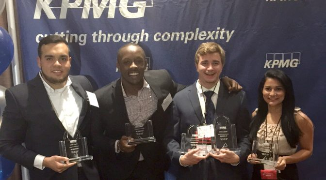 U of A Team Takes Second at ALPFA National Convention Case Study Competition