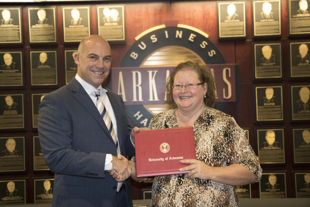 Frye Named Employee of the Second Quarter