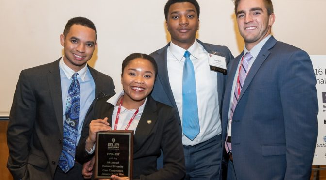 Walton Students Place Fourth in National Diversity Case Competition