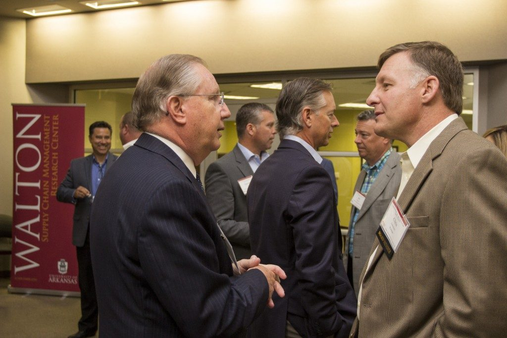 Walton College Hosts Supply Chain Trends Conference