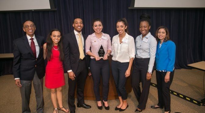 Walton College Team Wins Alley Scholars Summit Business Competition