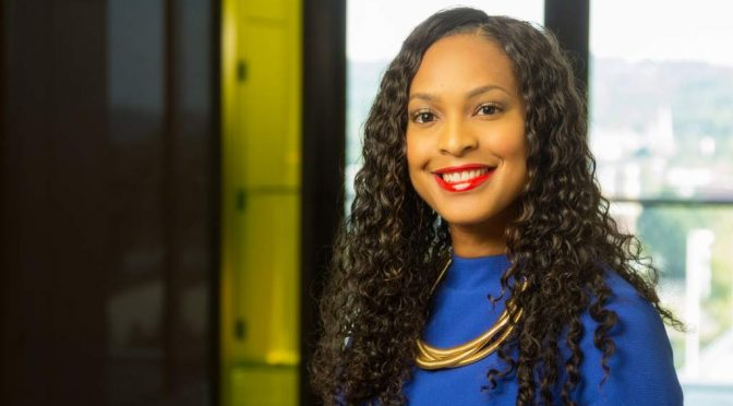 Tiffany Jarrett: Executive MBA Class of 2017