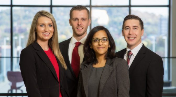 Walton MBA Team Competes in SEC MBA Case Competition