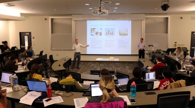Walton MBA Program Offers New Certification with Nielsen
