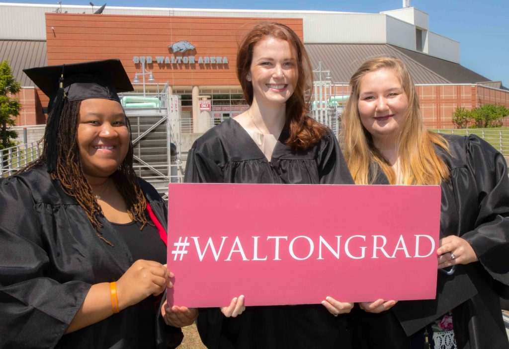 #WaltonGrad images from Commencement 2016