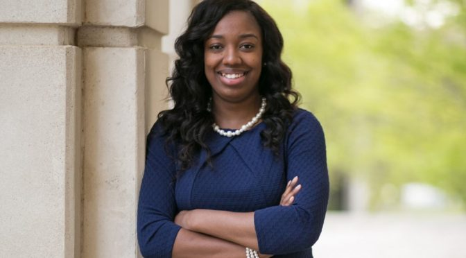 Small Business and Technology Development Center Helps Alumna Start Student-Athletes Unite, LLC