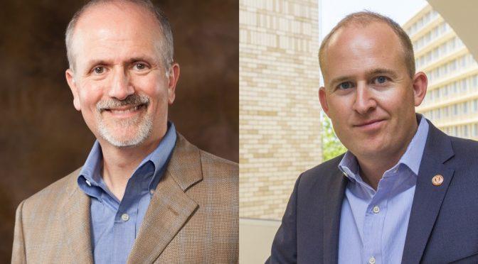 Ellstrand, Williams Named Associate Deans